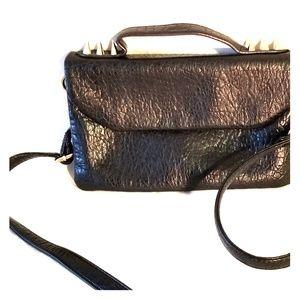 Handbags - Vegan leather | studded | crossbody